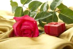 Proposition d'amour et de mariage Photos stock