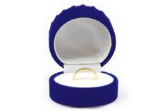 Proposta di cerimonia nuziale Fotografia Stock