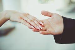 Proposta di matrimonio Fotografie Stock Libere da Diritti