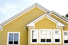 propriété de revenu locatif d'immeubles Image libre de droits