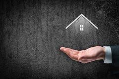 Propriété insurance Photos libres de droits