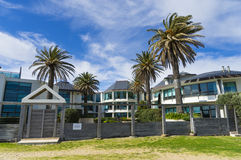 Propriété luxueuse à Melbourne Photo stock