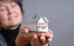Propriétaire de logement Photographie stock libre de droits