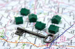 Propriétaire de logement Image stock
