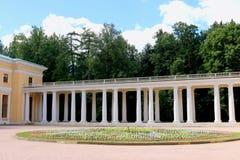 A propriedade de Arkhangelskoye Fotografia de Stock Royalty Free