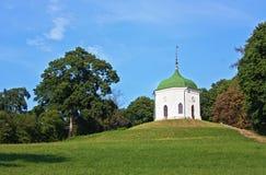 Propriedades Kachanovka do país, Ucrânia Fotografia de Stock