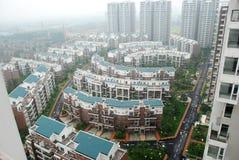 Proprietà a Chengdu, Cina Immagine Stock Libera da Diritti