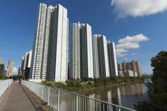 Proprietà del pubblico di Hong Kong Immagini Stock