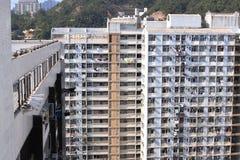 Proprietà dell'edilizia popolare Fotografia Stock