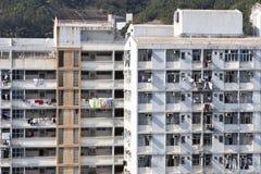 Proprietà dell'edilizia popolare Immagine Stock Libera da Diritti