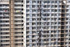 Proprietà dell'edilizia popolare Fotografia Stock Libera da Diritti