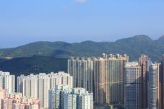 Proprietà di Hong Kong dell'osteria Fotografie Stock Libere da Diritti