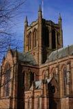 Proprietà Dumfries Scozia di Crichton e la chiesa commemorativa fotografia stock libera da diritti