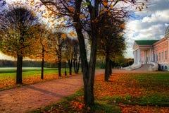 Proprietà Kuskovo fotografia stock libera da diritti