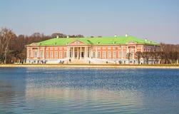 Proprietà-museo Kuskovo Immagine Stock