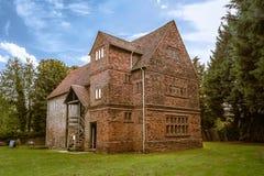 Proprietà terriera del tempio a Rochester, Risonanza, Inghilterra Fotografia Stock
