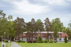 Proprietà terriera di Saka, Estonia Immagine Stock Libera da Diritti