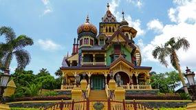 Proprietà terriera mistica a Hong Kong Disneyland Immagini Stock