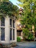 Proprietà terriera storica nel giardino botanico NJ Fotografia Stock Libera da Diritti