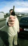 Proprietario di automobile fotografie stock libere da diritti