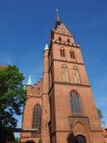 Propsteikirche Herz Jesu church in Luebeck Royalty Free Stock Photography
