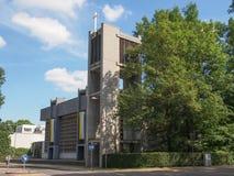 Propsteikirche St Trinitas Leipzig Stock Image