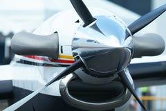 Propulseur d'aéronefs Images libres de droits