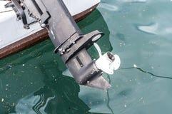 Propulseur de bateau Images stock
