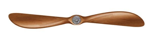 Propulseur en bois Image stock