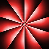 Propulseur rouge Image stock