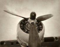 Propulsor gigante Fotografía de archivo