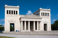 Propylaea в Мюнхене Стоковое Изображение