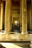Propylaen columns, Munich, Germany Royalty Free Stock Photo