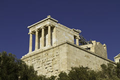 Propylaia,Acropolis ,Athens,Greece Stock Photos