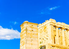 Propylaia of Acropolis Royalty Free Stock Image
