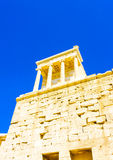 Propylaia of Acropolis Royalty Free Stock Photography