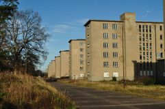 Prora Royalty Free Stock Images