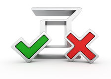 The Pros and Cons of Zerocoin Royalty Free Stock Photos
