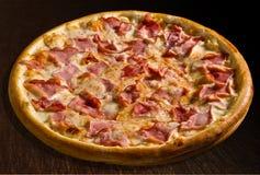 prosciutto пиццы Стоковое Изображение RF