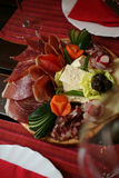 Prosciutto_01 Stock Photos