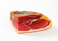 Prosciutto crudo Stock Photo