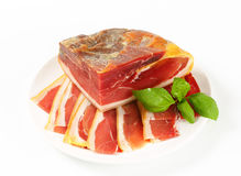 Prosciutto crudo Stock Images