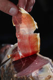 Prosciutto Royalty Free Stock Image
