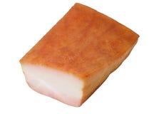 Prosciutto della carne di maiale Fotografia Stock