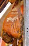 Prosciutto di Jinhua di cinese Fotografia Stock Libera da Diritti