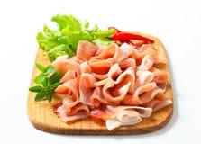 Prosciutto di Parma Stock Image