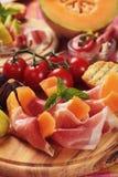 Prosciutto di Parma Royalty Free Stock Image