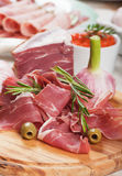 Prosciutto di Parma Stock Images