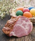 Prosciutto di Pasqua Fotografia Stock Libera da Diritti