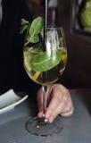 Prosecco aperitif Stock Images